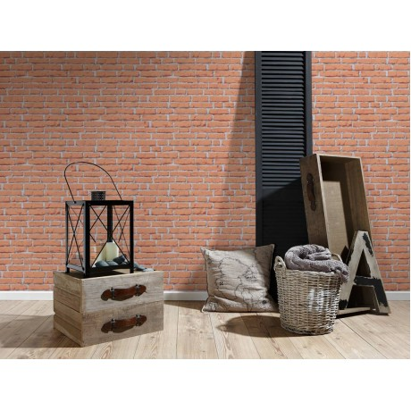 Tapet BEST OF WOOD&STONE 2, model Rustic, Superlavabil, Vlies, cod 319432